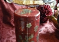 cilindrica-roja-y-pino-400-grms